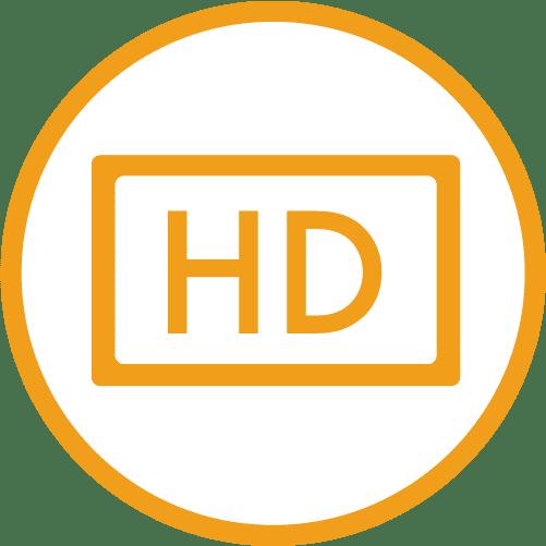 Klanglichter Lasershow als Event-Highlight Optionale Lasershow Ausstattung: HD Qualität Icon