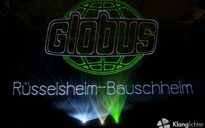 GLOBUS Eröffnungsfeier in Rüsselheim
