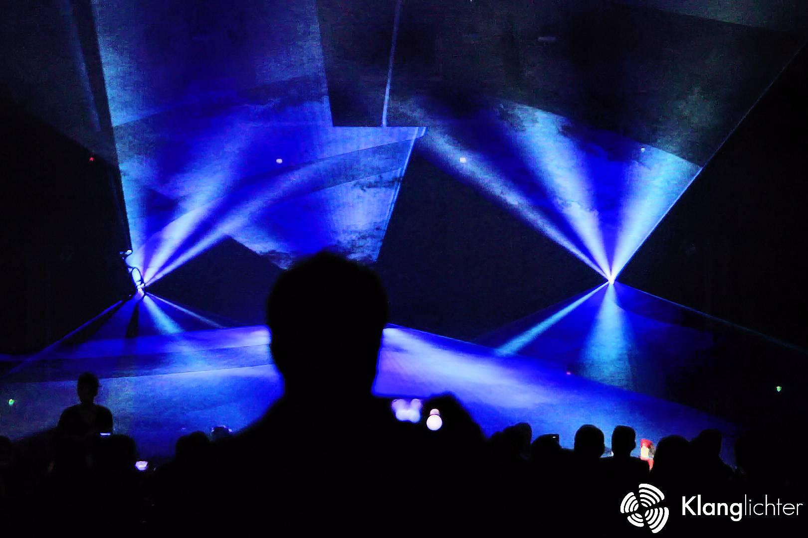 ATMO Lasershow: Highlight der Mitarbeiterfeier der DHI