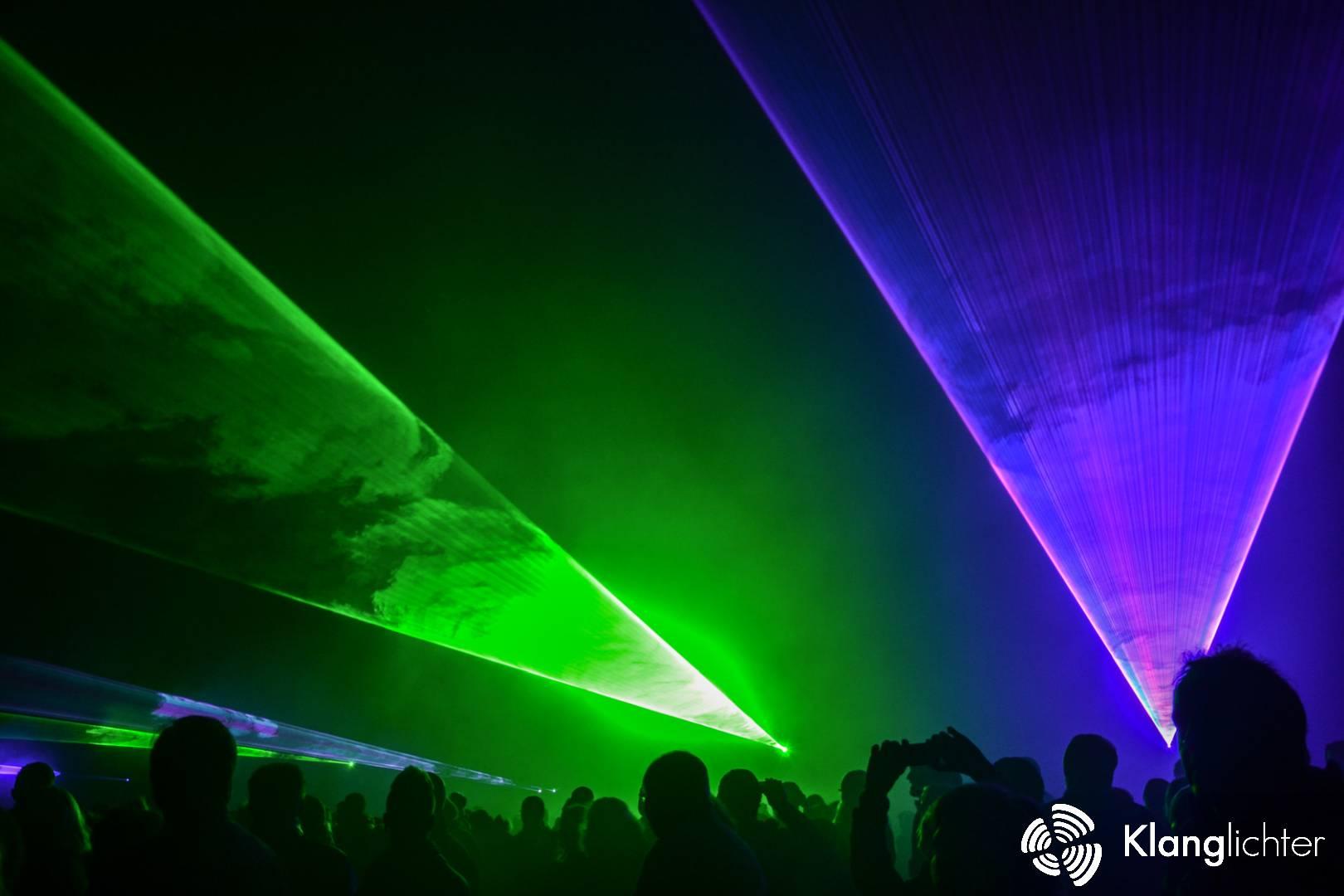 Klanglichter-Lasershow-Outdoor-Lasershow-Firmenvent