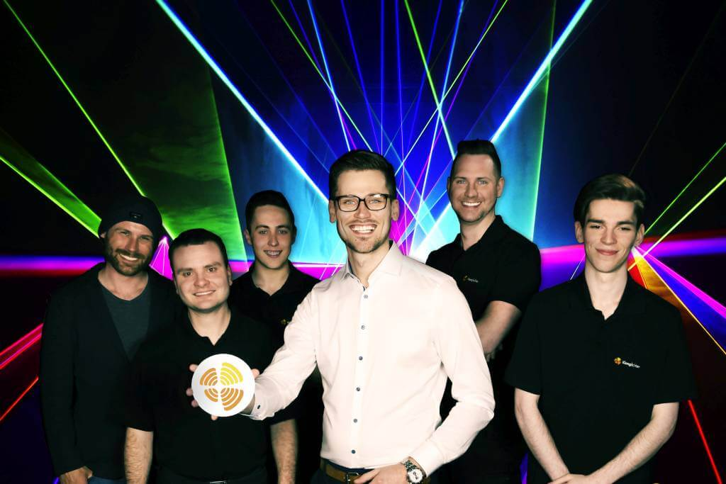 Klanglichter Teamfoto 2019