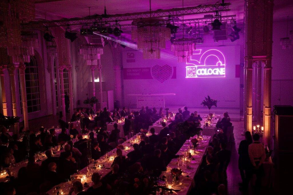 Gala Event ohne Licht-Illumination