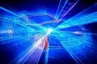 Sportwagen-Laserprojektion-Produkt-200